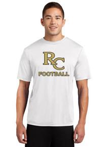 Men's Short Sleeve Sport-Tek Performance T-Shirt - RC Football