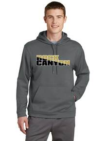 Men's Hooded Pullover Sport-Tek Performance Sweatshirt - RC Football