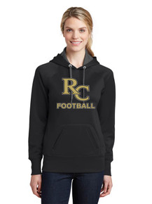 Sport-Tek Ladies Performance Hooded Sweatshirt - Rock Canyon Football