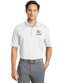 Nike Golf DriFit Polo - RC Football