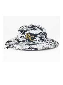 Camo Bucket Hat w/RC logo embroidered - RC Football