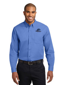 Port Authority Men's Long Sleeve Easy Care Shirt for Legacy Staff