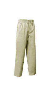 Toddler Pull-On Pants - Khaki or Navy