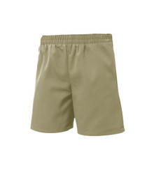Toddler Pull-On Shorts - Khaki