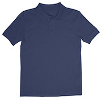 Unisex Value Line Short Sleeve Polo - Academy Charter