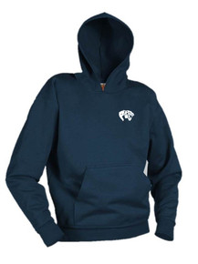 Hooded Pullover Sweatshirt - Platte River