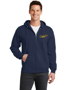 Pullover Hooded Sweatshirt w/Lightning Baseball Logo