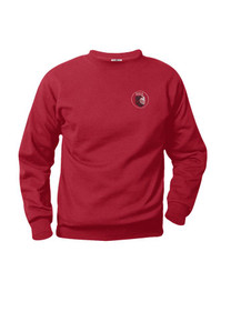 Fleece Crewneck Sweatshirt- Heritage Heights