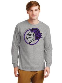 Unisex Gildan Long Sleeve Cotton T-Shirt - North Arvada Middle Schoo