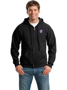 Gildan Full Zip Hooded Sweatshirt - North Arvada Middle School