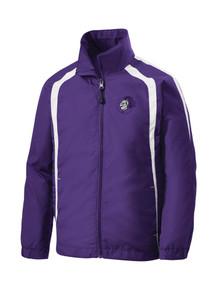 Sport Tek Raglan Jacket - North Arvada Middle School