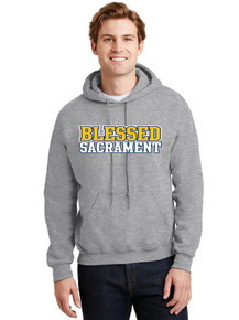 Hooded Sweatshirt - Blessed Sacrament