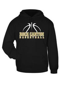Badger Men's Hooded Sweatshirt - RC Basketball