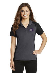 Ladies Sport-Tek MicroPique Wicking Polo - North Arvada Middle School