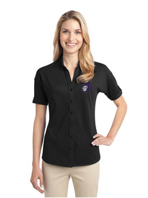 Port Authority Ladies Stretch Pique Polos - North Arvada Middle School