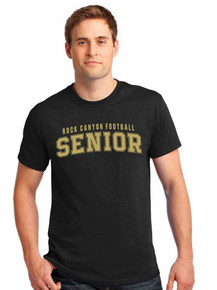 Black Unisex Ultra Cotton T-Shirt - RC Lacrosse Seniors