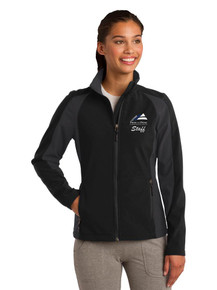 Women's Outerwear Sport-Tek Soft Shell Jacket - w/Peak to Peak Staff Embroidery