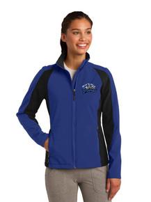 Female Outerwear Sport-Tek Soft Shell Jacket - w/Peak to Peak Embroidery