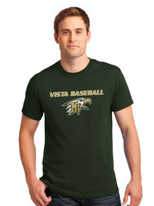 Unisex Ultra Cotton T-Shirt - Vista Baseball