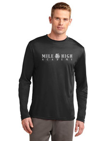 Adult & Youth Unisex Long Sleeve Competitor Tee - MHAS