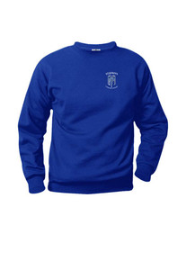 Fleece Crew-neck Sweatshirt- STJOHNS