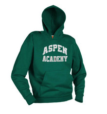 Youth & Adult Hooded Sweatshirt - Aspen Screen Print