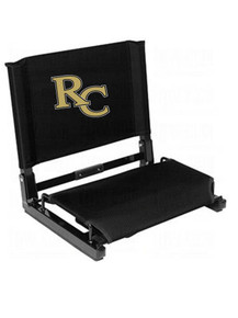 RC Stadium Seat Black - RC Football