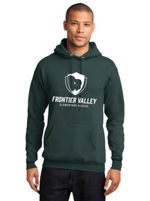 Adult Fleece Hoodie - Frontier Valley