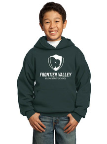 Youth Hoodie Fleece Core - Frontier Valley