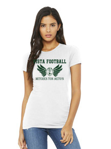 Bella + Canvas Ladies Favorite Tee - MV Football