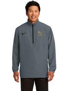 Men's Nike 1/2-Zip Wind Shirt - RC Golf
