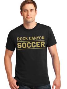 Unisex Cotton Short Sleeve T-Shirt - RC Soccer