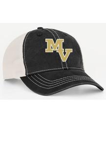 Hat- Ladies Adjustable Trucker for Vista Football