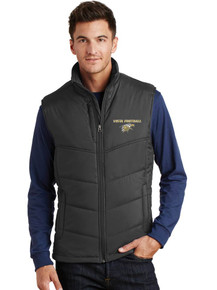 Men's Outerwear Port Authority Puffy Vest -  Vista Football