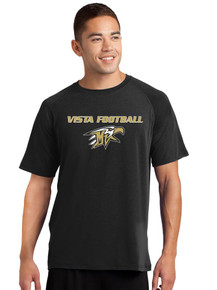Dri-Fit Cotton Soft Performance Shirt - Vista Football