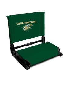 Vista Football Stadium Seat - Forest Green