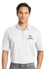 Nike Golf DriFit Polo - RC Softball