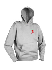 Addenbrooke Hooded Pullover Sweatshirt w/Heat Press Logo