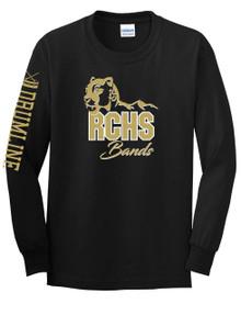 Long Sleeve Ultra Cotton T-Shirt - RC Bands