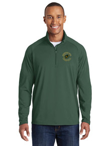 Men's 1/4 Zip Smooth Pullover - Vista Unified