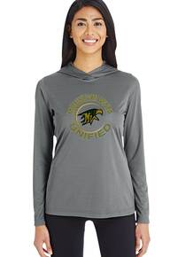 Ladies Zone Performance Hoodie - Vista Unified