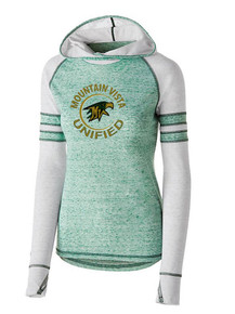 Ladies Advocate Hoodie - Vista Unified