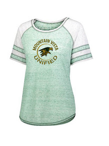 Ladies Short Sleeve Advocate Tee - Vista Football