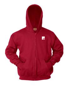 Full Zip Hooded Sweatshirt - PPA