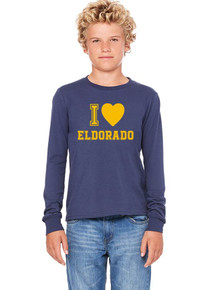 Adult + Youth B+C Long Sleeve Jersey T-Shirt - EE