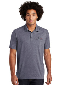 Tri-Blend Posi-Charge Wicking Polo - Three Creeks