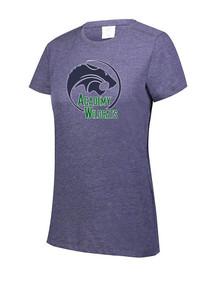 Women's Tri-Blend T-Shirt - AOC