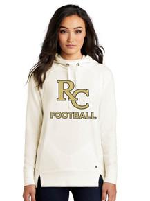 *New Ogio Ladies Luuma Lightweight Hooded Pullover - RC Football