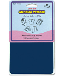 Iron-On Mending Patches
