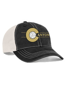 Hat - Ladies Trucker Adjustable for RC Volleyball